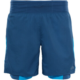 The North Face M's Better Than Naked Long Haul 7 Shorts Shady Blue/Hyper Blue